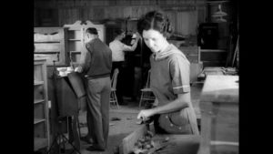 furniture manufactors in 1940