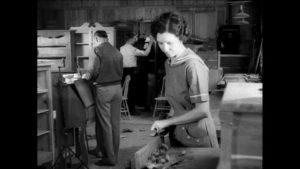 furniture manufactors in 1940
